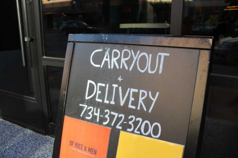 Michigan softens restaurant rules requiring customer info during COVID