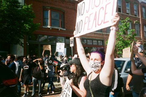 How to be an ally in Michigan protests against injustice, police brutality