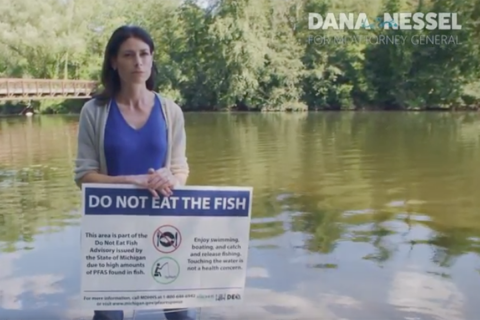 Truth Squad | Dana Nessel spreads inaccuracies about PFAS in Michigan waters