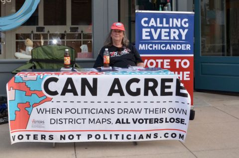 Michigan's political districts illegally gerrymandered, court rules