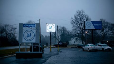 Along Michigan-Ohio border, small-town Morenci is transformed by marijuana