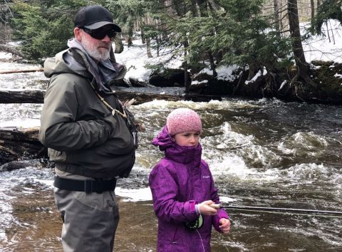 How much brook trout is enough? Michigan keeps changing catch limits.