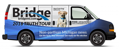 Be a part of the 2018 Michigan Truth Tour