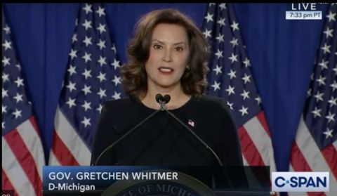 Michigan Gov. Whitmer takes aim at Trump's economy in State of Union reply