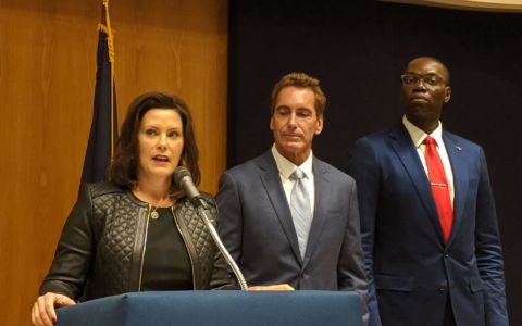 What Gov. Gretchen Whitmer's budget cuts and shifts mean to Michigan residents