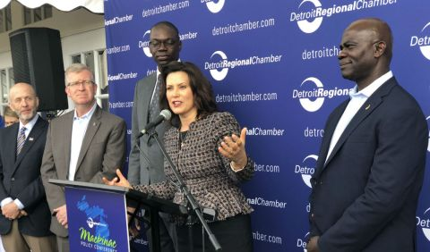 Conflict looms for Whitmer, Nessel as Enbridge accelerates Line 5 tunnel plan
