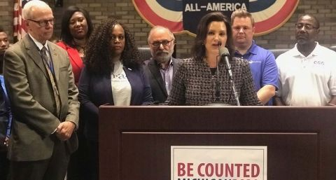 Gretchen Whitmer on Census: Get counted or lose money, clout for Michigan