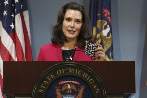 From coronavirus to unrest, Michigan Gov. Gretchen Whitmer shaped by crises