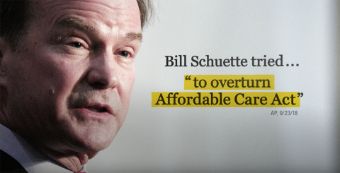 Truth Squad | Does Bill Schuette care if sick people can get insurance?