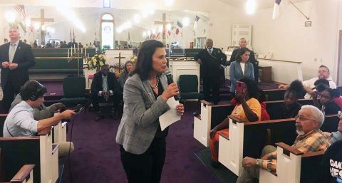 In Benton Harbor schools, a lesson for – and about – Gretchen Whitmer