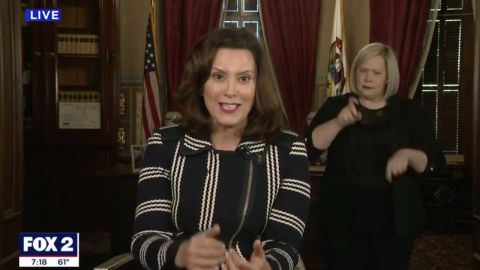 Whitmer strongly hints she'll extend coronavirus stay-home order in Michigan