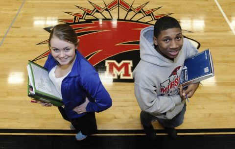 13 MILES TO MARSHALL: Tough times lead very different high schools to merge (chapter 1)