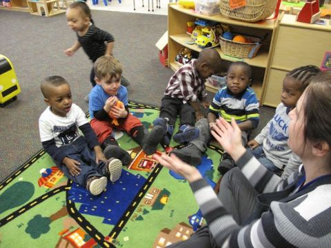 Michigan struggles to support child care for thousands of children