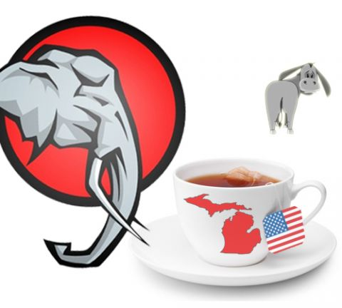 Michigan's Tea Party battles for GOP's soul