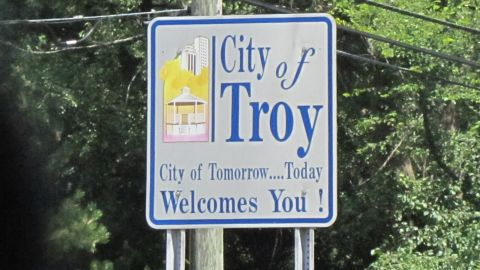 Taxing tensions in Troy
