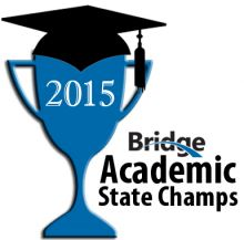 Meet the 2015 high school Academic State Champs