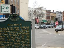 In Hillsdale, crumbling streets but support for fixing state's 'eyesore'