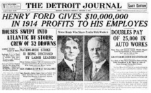 A brief history of poverty and jobs in Detroit