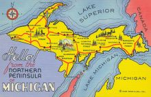 Analysis: Northern Michigan rules the House for 2013