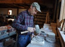 Nature-loving tile maker seeks balance between commerce and conservation