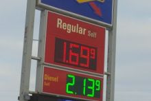 With gas prices falling, should the state start collecting taxes for roads now?