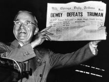Dewey defeats Truman 2.0, and why so many pollsters were blindsided by Trump