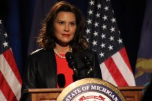 With Gretchen Whitmer on national stage, Michigan Dems plot to dump Trump