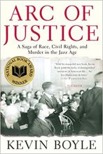 Bridge's Michigan Book Club pick for August is 'Arc of Justice'