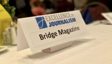 Bridge staffers win 23 awards from Society of Professional Journalists