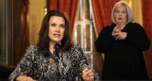 Whitmer: GOP lawsuit adds a 'constitutional crisis' to coronavirus crisis