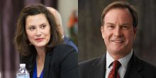 Gretchen Whitmer and Bill Schuette, ideological opposites, face off for governor