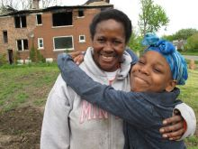 Meet a Detroit neighborhood that's not waiting for city help