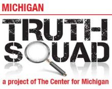 Truth Squad calls foul on 'birthday tax' claim on Snyder road proposal