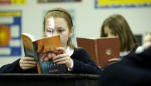 Vulnerable kids can't improve reading if their parents can't help