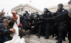 Jan. 6 riots in the U.S. Capitol