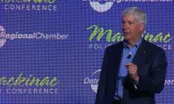 rick snyder mackinac policy conference
