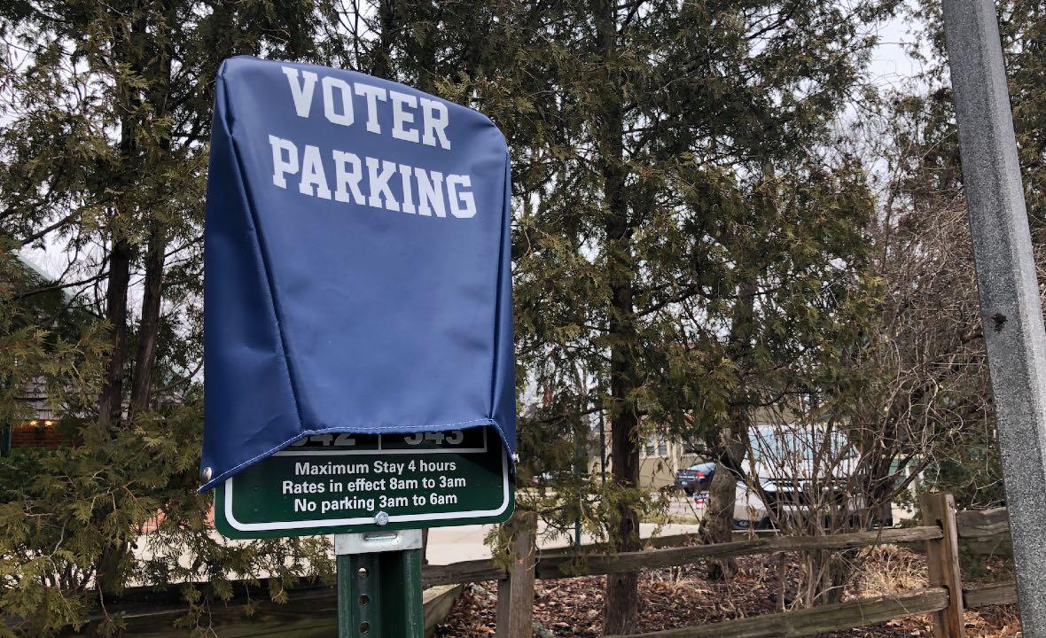 voter parking