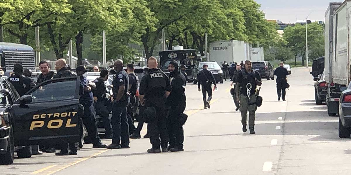 young leaders in Detroit protests